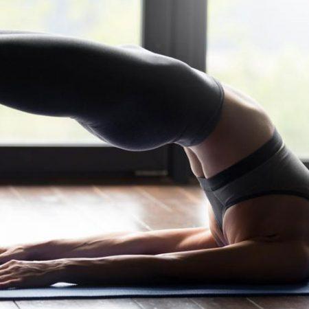 5 övningar som stärker bålen