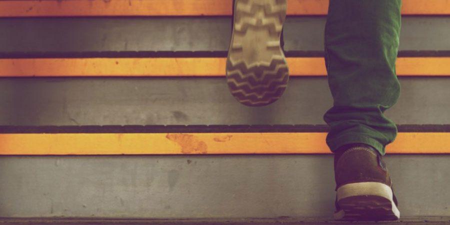 4 övningar vid hälsporre